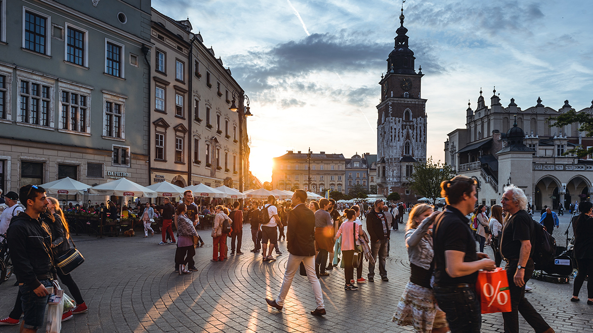 Touring the Fascinating Krakow