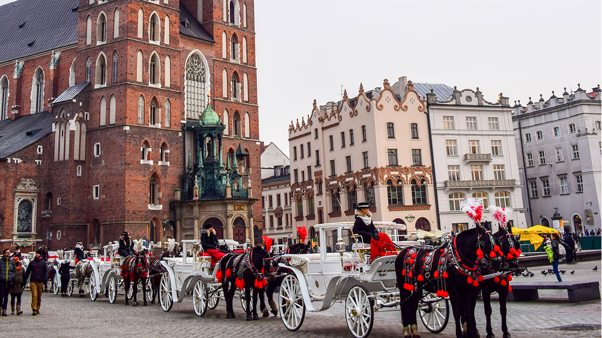 Visit Krakow Poland For The Vacation You'll Never Forget